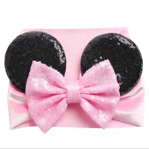 Other - Boutique Baby Girls Minnie Mouse Headband